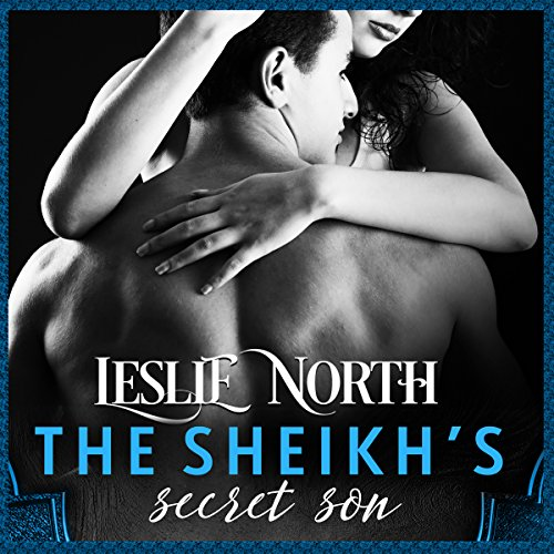 The Sheikh's Secret Son audiobook cover art