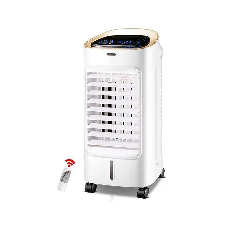 分類同意する価値LPD-冷風機 エアコンポータブル蒸発塔ファンエアコンクーラー携帯エアコンリモコン4l大水槽9 Hタイミング低ノイズ