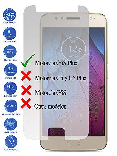 """Film de protection d'écran en verre trempé pour Motorola Moto G5S Plus 4G 5,5"""""""