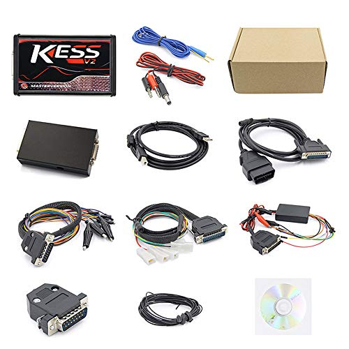 Bestycar Latest Version Kess V2.47 V5.017 ECU Tuning Full Kit Eu Master OBD2 Manager ECU Programming Tool No Token Limited K-Suite V2.47 PCB ECU Programmer ECU Remapping
