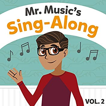 Mr. Music's Sing-Along (Vol. 2)