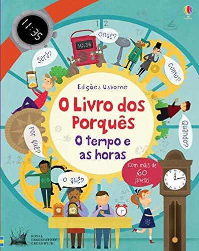 O livro dos porquês : O tempo e as horas