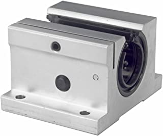 Thomson SPB16OPN, Pillow Block, Super, Open, for continuously supported applications, Adjustable, self-aligning; use with 1 in Diameter Shaft, Class L