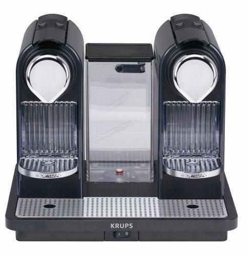 Krups XN 7505 NESPRESSO® CitiZ und Co steel grey, Plus X Award
