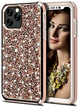 SaharaCase-Sparkle Series Case Shockproof Military Grade Drop Tested iPhone 11 Pro Max 6.5