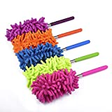 Best Machine Washable Dusters - Washable Dusters for Cleaning,Feather Duster Extendable Dusting W Review