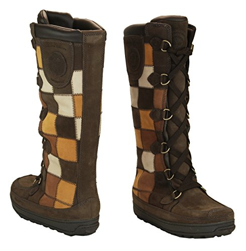 Timberland Limited Edition Mukluk Patch Waterproof Boots Damen (36)