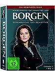 Borgen - Die komplette Serie: Staffeln 1-3 [11 DVDs] - Sidse Babett Knudsen