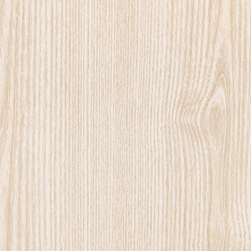d-c-fix C4 - Weißesche 45cmx15m Gute Möbelfolie Selbstklebefolie Design Holz Folie Deco