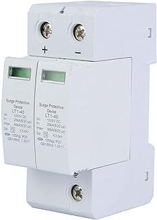 𝐂𝐡𝐫𝐢𝐬𝐭𝐦𝐚𝐬 𝐆𝐢𝐟𝐭 2Pサージ保護デバイスDC太陽光発電プロテクター低電圧アレスタ(2P40KA)
