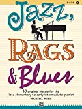 Jazz, Rags & Blues Book 1(Alfred's Basic Piano Library)