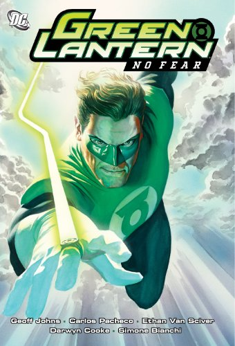 Green Lantern: No Fear (Green Lantern (2005-2011)) (English Edition)