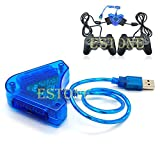 PS2 PSII DDR Playstation auf USB PC Adapter Konverter N