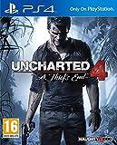 Uncharted 4 : A Thief's End - PlayStation 4 [Importación francesa]