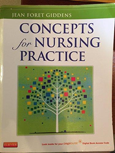 Price comparison product image Concepts For Nursing Practice (Pb 2013)