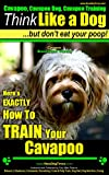 Cavapoo, Cavapoo Dog, Cavapoo Training | Think Like a Dog But Don't Eat Your Poop! | Cavapoo Breed Expert Training |: Here's EXACTLY How To TRAIN Your Cavapoo