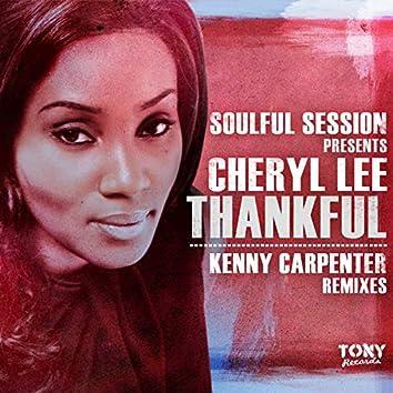 Thankful (Kenny Carpenter Remixes)