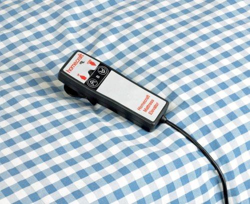 Homecraft matras, set zonder zijplaten, afstandsbediening bedienbaar bedhefinrichting voor een betere houding, automatische bedwig voor ouderen, gehandicapten, en gehandicapte gebruikers