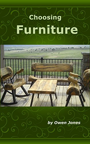 Choosing Furniture (How to...) (English Edition)