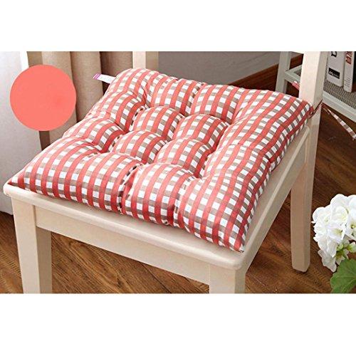 Ouneed®Point Chaise Coussin Canapé 40 * 40cm (Orange)