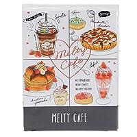 プロフ帳[MELTY CAFE]プロフィールブック/2019年新入学文具 クラックス 友達ノート かわいい グッズ 通販