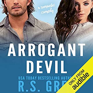 Arrogant Devil                   By:                                                                                                                                 R.S. Grey                               Narrated by:                                                                                                                                 Aiden Snow,                                                                                        Carly Robins                      Length: 9 hrs and 52 mins     15 ratings     Overall 4.6