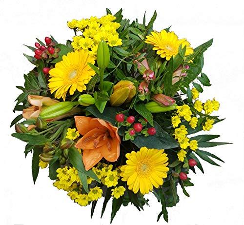 Blumenpost von Flora Trans - frischer Blumenstrauß zum Geburtstag