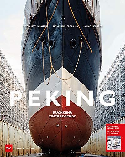 Segelschiff Peking: Rückkehr einer Legende