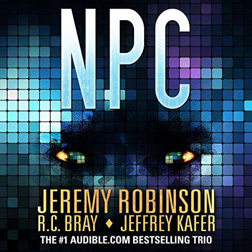 NPC audiobook cover art
