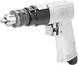 Taladro neumático Taladro neumático Samfox 1700 RPM Taladro neumático 3/8 Taladro neumático Reversible de Alta Velocidad para taladrar Orificios