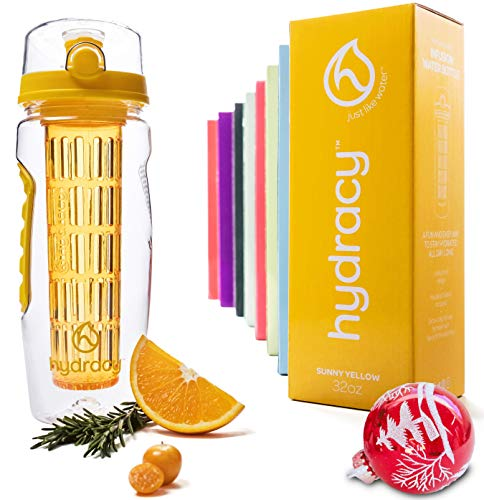 Botella de agua con infusor de frutas Hydracy - 32 ...