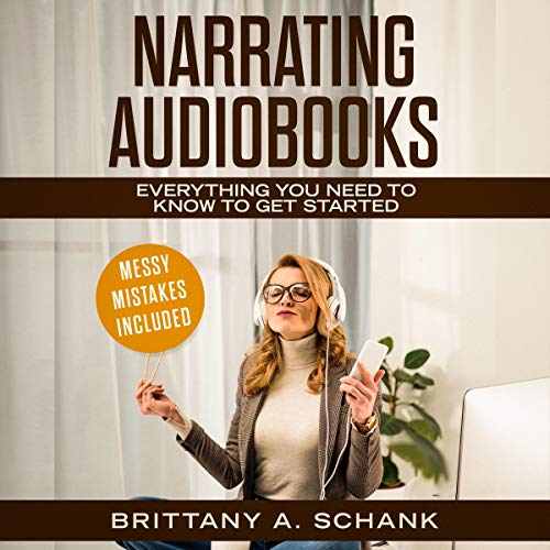 Narrating Audiobooks audiobook cover art