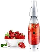 ALY Soda Maker, Soda Siphon Home Portable Gazéifiée Eau De Seltz Maker Maison with1L Bouteille, préparation de Soda à part...