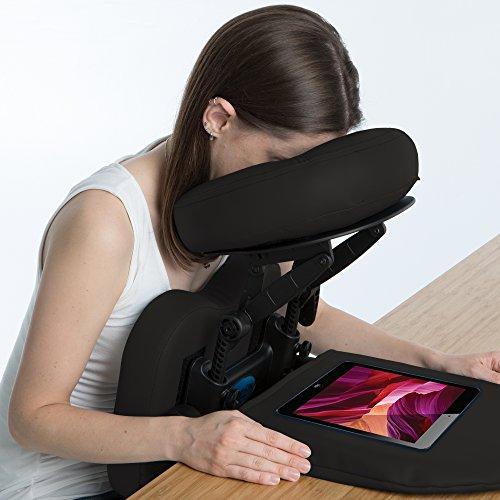 Earthlite NS - Silla masaje, color negro
