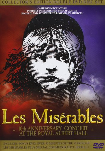 Les Miserables - 10th Anniversary Concert (Collector's edition, 2 DVD s) [UK Import]