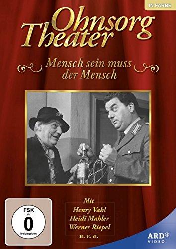 Ohnsorg Theater - Klassiker: Mensch sein muss der Mensch