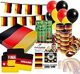 Deko Set Fußball EM 2021