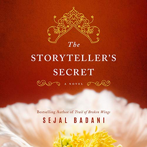 The Storyteller's Secret cover art