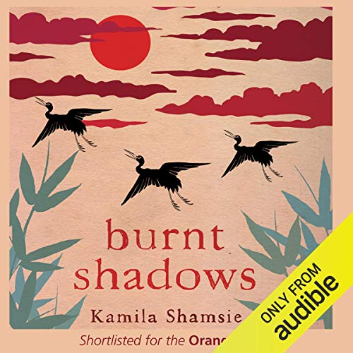 Burnt Shadows cover art