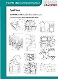 Spielhaus, ca. 1150 Seiten (DIN A4) Ideen und Zeichnungen