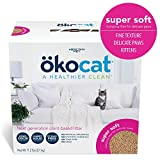 ökocat Super Soft Natural Wood Clumping Litter, Medium