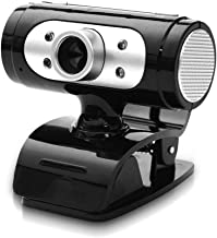 WDFDZSW 720P,1080P Webcam,Webcam Video Calling and Recording for Gaming Study & Work,Computer Camera Web Camera PC Webcam...