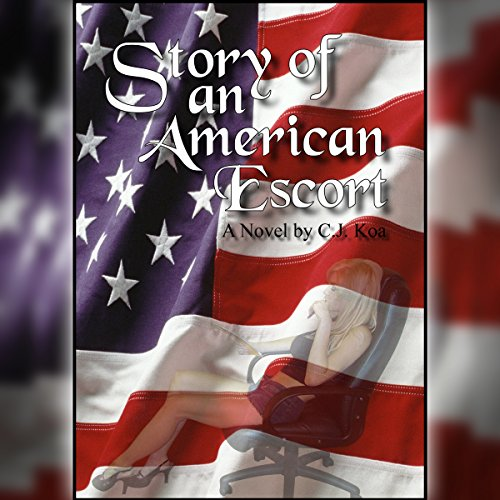 Story of an American Escort audiobook cover art
