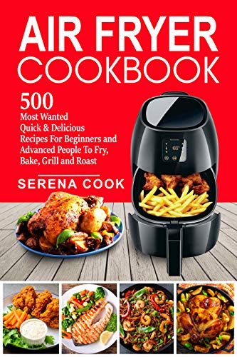 Cooks Professional Air Fryer Four Halogène Rotisserie Digital Affichage LCD 1300 W