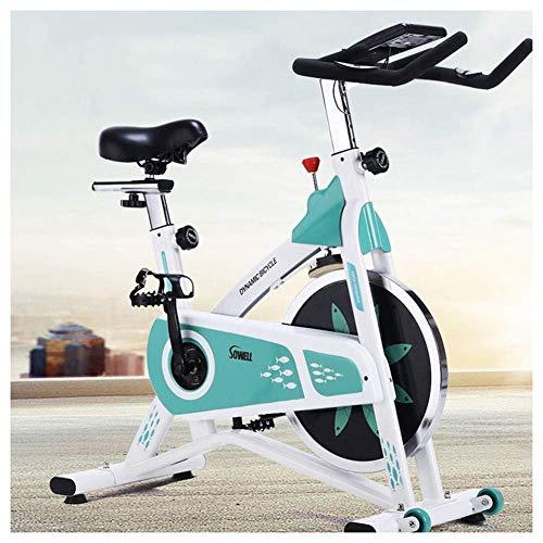 Yanzz Indoor Stoge Heimtrainer, 200 KG Gewicht tragende dynamisches Radfahren Heimtrainer Fitnessgerät, Wohn Indoor Sportgeräte, benutzt for Heimtraining und Aerobic-Übung dsfhsfd