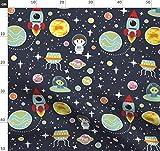Weltraum, Mond, Astronaut, Universum, Rakete, Planet, Stern