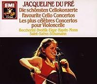Jacqueline Du Preフ: Favourite Cello Concertos by Jacqueline du Prテゥ (1990-05-07)