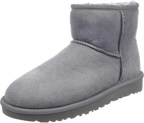UGG Stiefel Größe 39 Grau (Grau Nubuk)