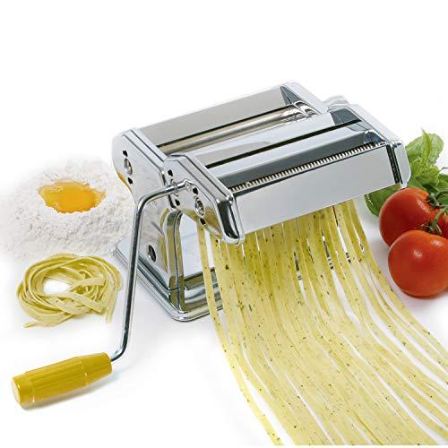 Norpro Pasta Machine, Silver