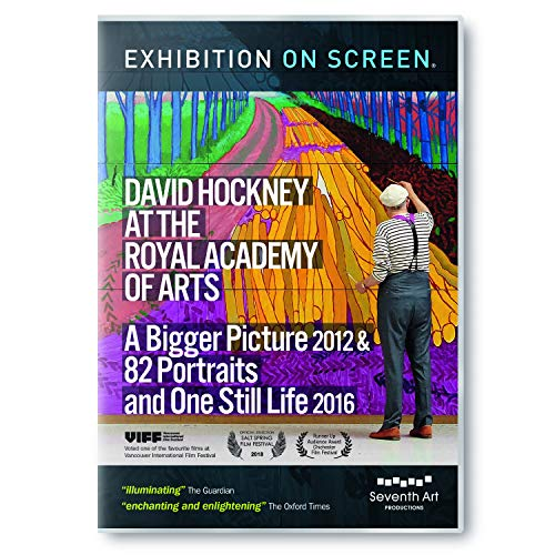 Hockney At The Royal Academy [David Hockney] [Seventh Art: SEV201]